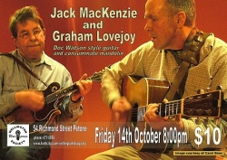 Jack MacKenzie and Graham Lovejoy