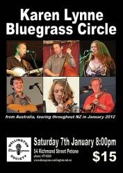 Karen Lynne Bluegrass Circle